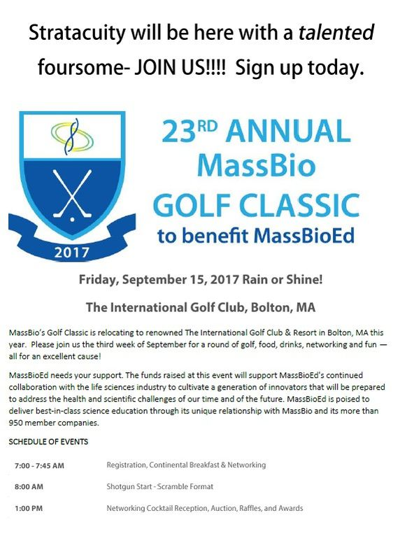 We will have a talented foursome playing the course- Join Us!!!
