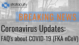 Breaking News: Coronavirus Update