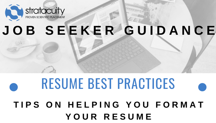 Resume Best Practices