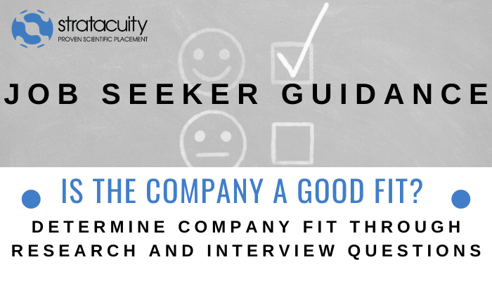 Determine Company Fit through Research and Interview Questions