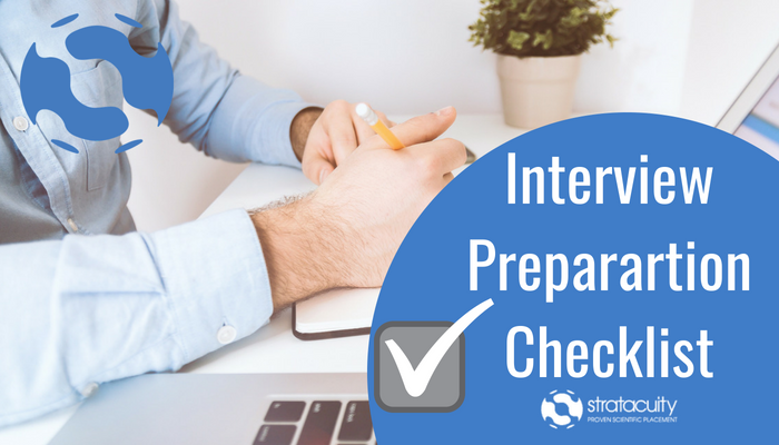 Interview Preparation Checklist